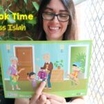 mini book story time with miss islah teachaboo