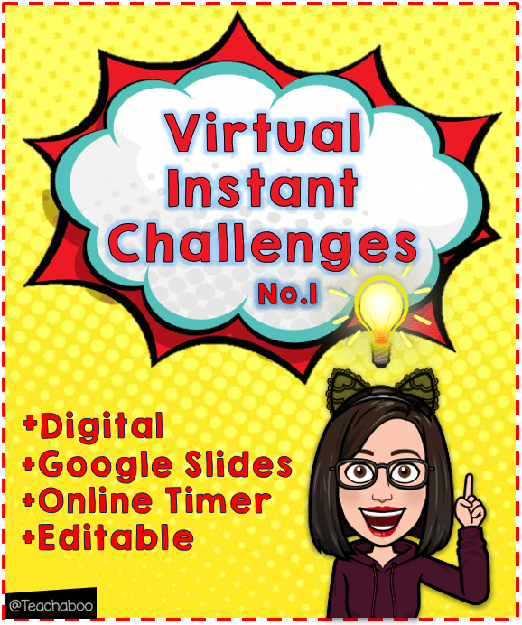 Virtual instant challenge for online lessons - Teachaboo