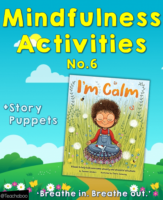 Mindfulness February Lesson Plan for Kids Teachaboo