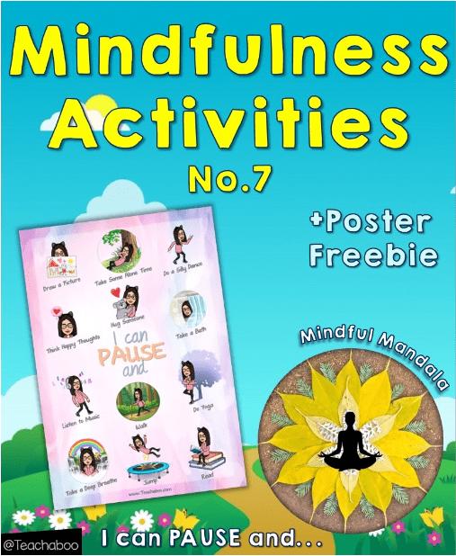 Mindfulness Activities for Kids - Teachaboo