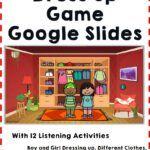 Online Dress up Game Google Slides - Teachaboo