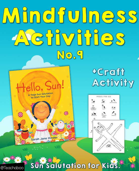 Mindfulness Activities for Kids Lesson Plan Teachaboo